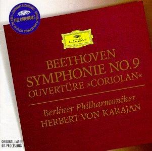 tablature Symphonie No. 9 / Ouvertüre